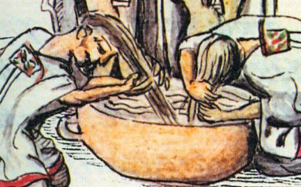 Los aztecas pusieronen evidencia a los europeos con estos10 hábitos de higiene