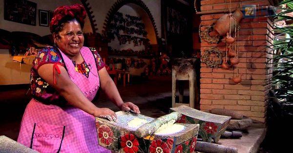 Esta mujer de Oaxaca se codea con los mejores chefs a nivel mundial