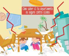 Cómo saber si tu departamento es seguro contra sismos