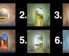 ¿Cuál de estas puertas te gusta más?