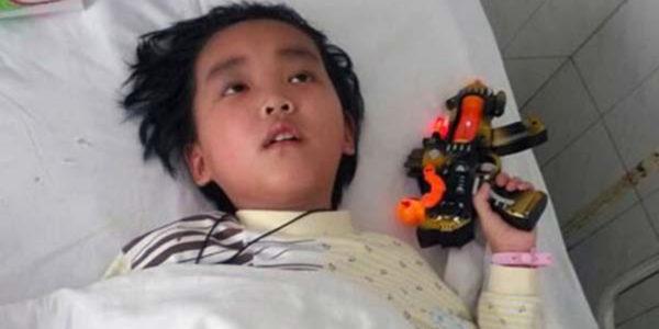 Este niño de 7 años hizo una horrible petición a su madre. ¡Y ella no pudo decir que no!