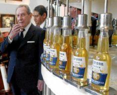"""Falleció Antonio Fernández, el creador de la famosa cerveza """"Coronita"""""""