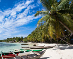 La isla pirata de Île Sainte Marie en Madagascar
