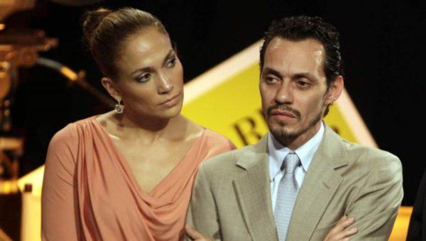 Jennifer Lopez entre llantos revela la verdad de porque termino con Marc Anthony