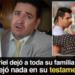 Los familiares de Juan Gabriel no pueden creer para quién es toda su herencia