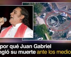Aseguran que Juan Gabriel sigue vivo y fingió su propia muerte