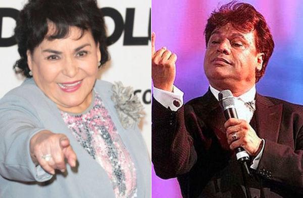 La actriz Carmen Salinas reveló el secreto mejor guardado de Juan Gabriel