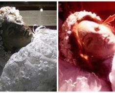 Niña momificada hace más de 300 años abrió los ojos en Guadalajara