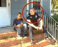 Este policía recibió una de las llamadas más divertidas cuando este niño de 4 años llamó al 911 para recibir ayuda
