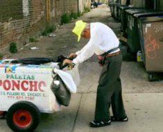 Recaudan miles de dólares para ayudar a un paletero de 90 años a jubilarse