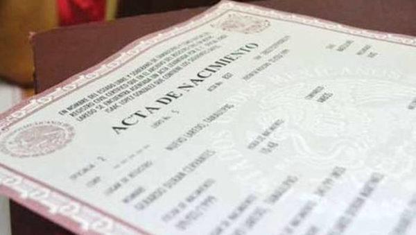Registro Civil agrega a la lista negra el nombre de Brayan y Britany