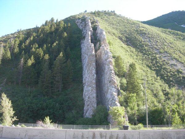 La Tenebrosa Resbaladilla / Tobogán del Diablo en Utah