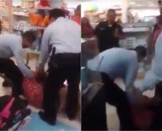 Seguridad de la tienda Liverpool arresto a una familia de indígenas por creer que robaban