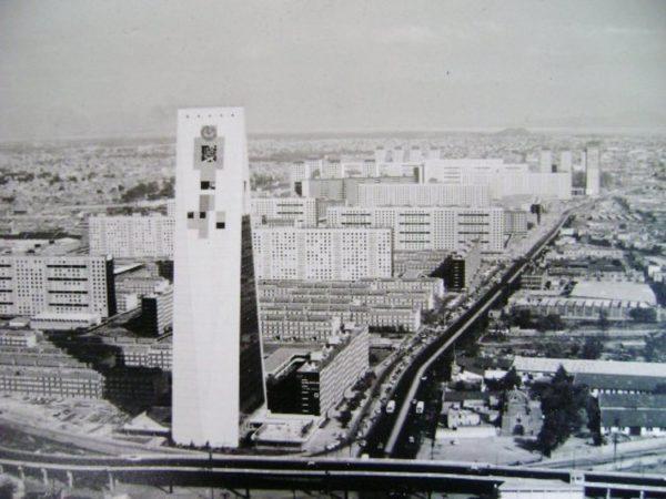 torre insignia puente noloalco ciudad mexico