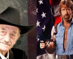 7 motivos por los que Mario Almada es mejor que Chuck Norris