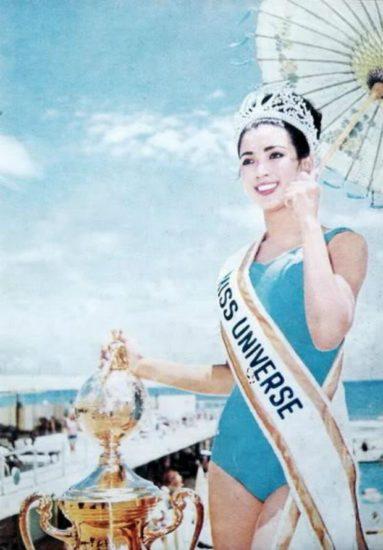 El misterio de la modelo tailandesa que no envejece