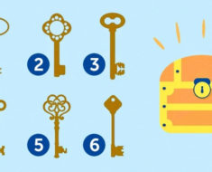 Elige una de estas llaves y revelara tu verdadera forma de ser