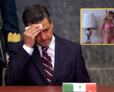 Mira las imagenes prohibidas de la Primera Dama que Peña Nieto no quiere que veas