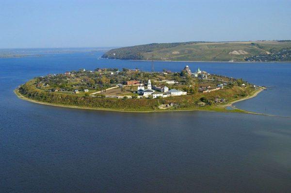 Sviyazhsk, una isla ciudad con mucha historia