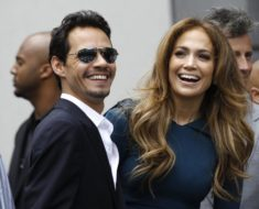 ¡Jennifer López y Marc Anthony