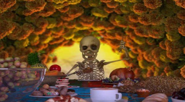 La fiesta de las ánimas de Teotihuacán, una tradición del Día de Muertos