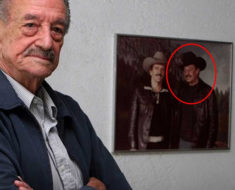 Los secretos más impactantes de Mario Almada, el padrino del Chapo Guzmán