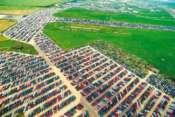 millonario compro autos por todo el mundo