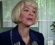 Muere de forma misteriosa Cachita, la actriz transexual de 'El gordo y la flaca'