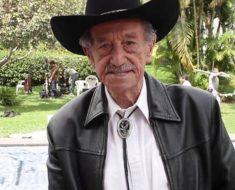 Murió Mario Almada, una leyenda del cine de acción mexicano
