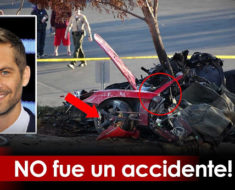 Finalmente el FBI ha revelado que la muerte de Paul Walker no fue un accidente