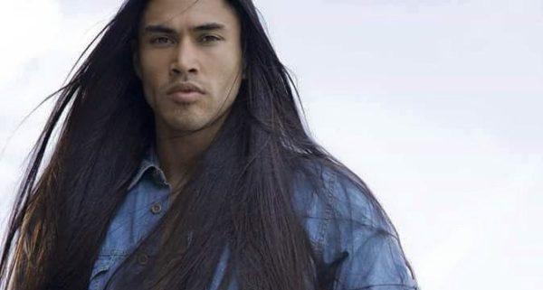 ¿Por qué los indios usaban el cabello largo?