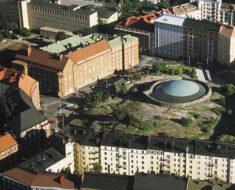 Temppeliaukio, una iglesia de roca en Helsinki