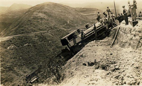 El Tren de la Nariz del Diablo : La ruta en ferrocarril más endiablada del mundo