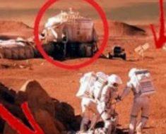 La historia del astronauta que fue abandonado hace 17 años en Marte y EU trató de ocultar…