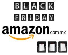 Se acerca el Black Friday y el Cyber Monday en Amazon México