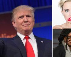 Estos son los famosos que se mudaran de Estados Unidos despues de que Trump ganó las elecciones