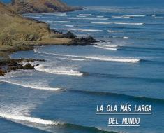 Esta es la ola más larga del mundo y el destino favorito de los surfistas