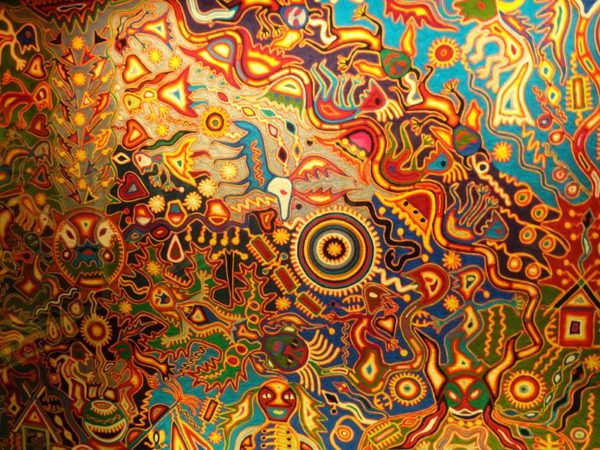 Niérika, un arte milenario del pueblo Wixárika o huicholes