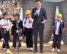 La niña que corrigió al Secretario de Educación ahora también corrigió a Peña Nieto