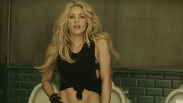 ¿Por qué toda la red habla del ombligo de Shakira?