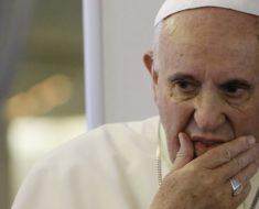 Las 10 profecías del Papa Francisco para el 2017