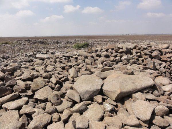Rujm el-Hiri Rueda de los Gigantes, el misterio del Stonehenge de Israel