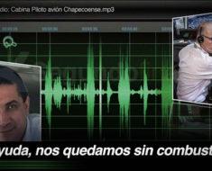 Filtran escalofriante conversación entre el piloto y la torre de control