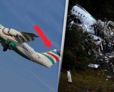 Filtran la verdadera razón por qué se estrelló el avión. Todo fue culpa de…