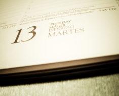 martes 13 origen mala suerte