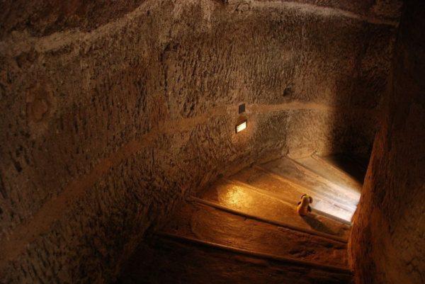 Este es el misterioso Pozzo di San Patricio