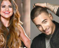 No te puedes perder el mensaje que Selena Gomez le envió a Maluma