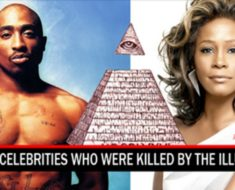 7 celebridades que han sido asesinados por los Illuminati