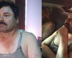 """Se denuncia que Joaquín """"El Chapo"""" Guzmán sufre acoso sexual en la cárcel"""