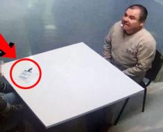 El Chapo en espera de una rigurosa sentencia. Mira que harán con él…